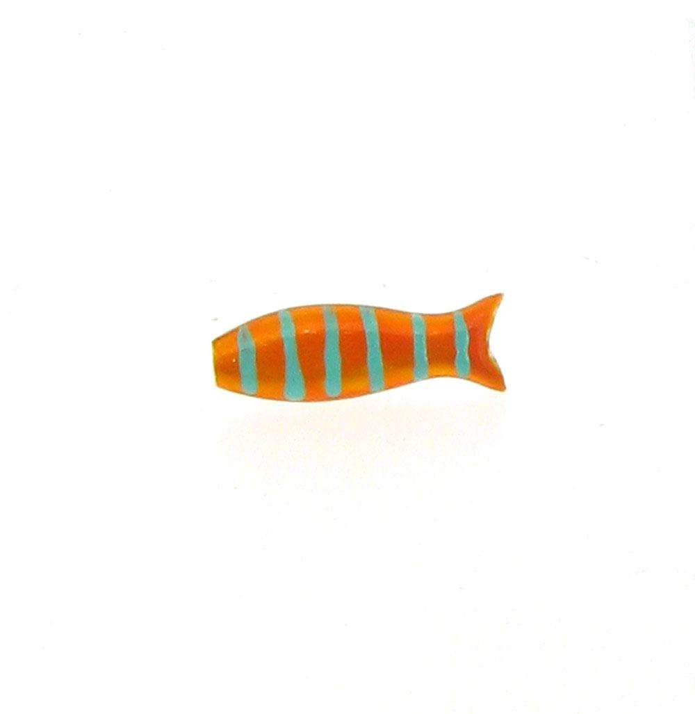 Anhänger Kleiner bunter Fisch - Sabine Scheuble - F10007SEOS
