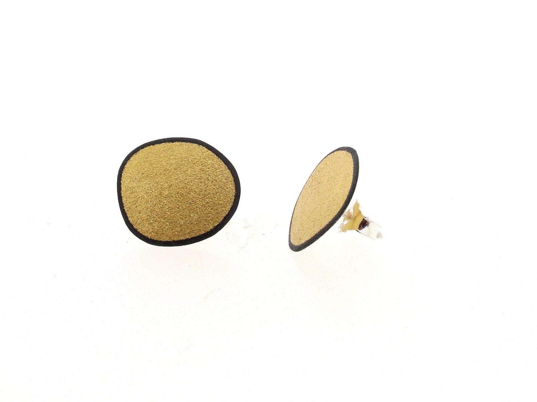 Ohrstecker 925 Silber Gold - Maria Rzewuska - SB-AK5913A