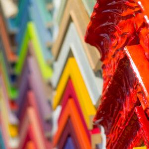 Rahmen, Nürnberg, red Selection