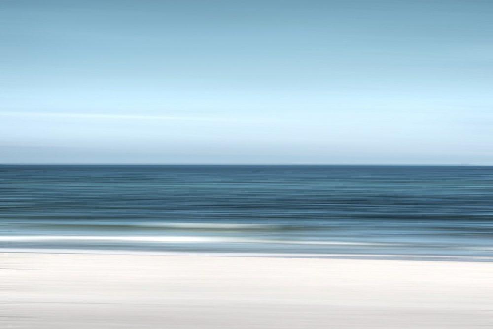 Tessa Frehse: Sylt Beach 11, Echter Fotoabzug unter 2 mm Acrylglas, Auflage 6/250, Format 90 x 60 cm, handsigniert und nummeriert, 760 Eur