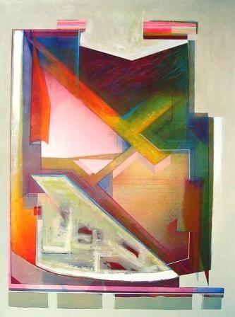 Foeller, Peter, Kunst, Galerie Voigt, Nürnberg