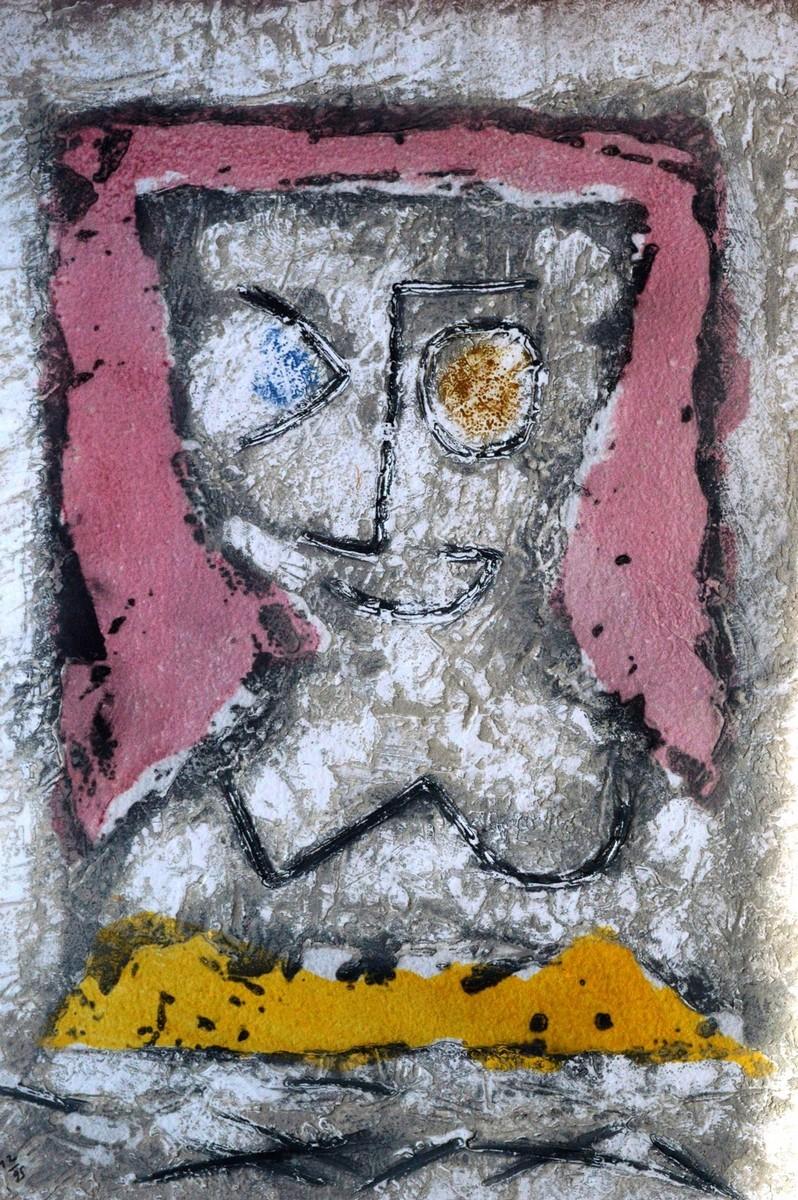 Brisson, Marie, Kunst, Galerie Voigt, Nürnberg