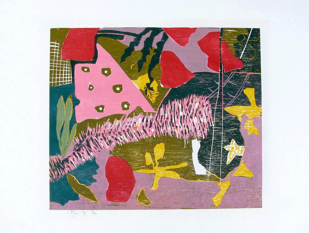 von Ojen, Vincent, Kunst, Galerie Voigt, Nürnberg