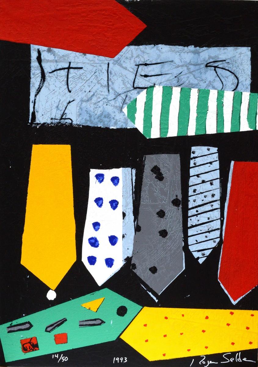 Selden, Roger, Kunst, Galerie Voigt, Nürnberg