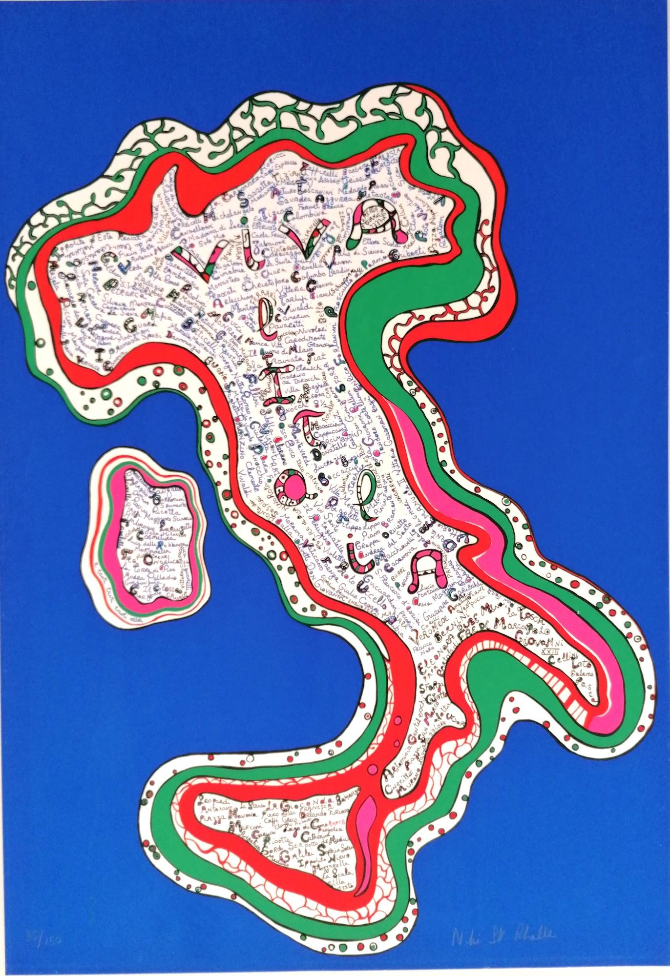 de Saint Phalle, Nikki, Kunst, Galerie Voigt, Nürnberg