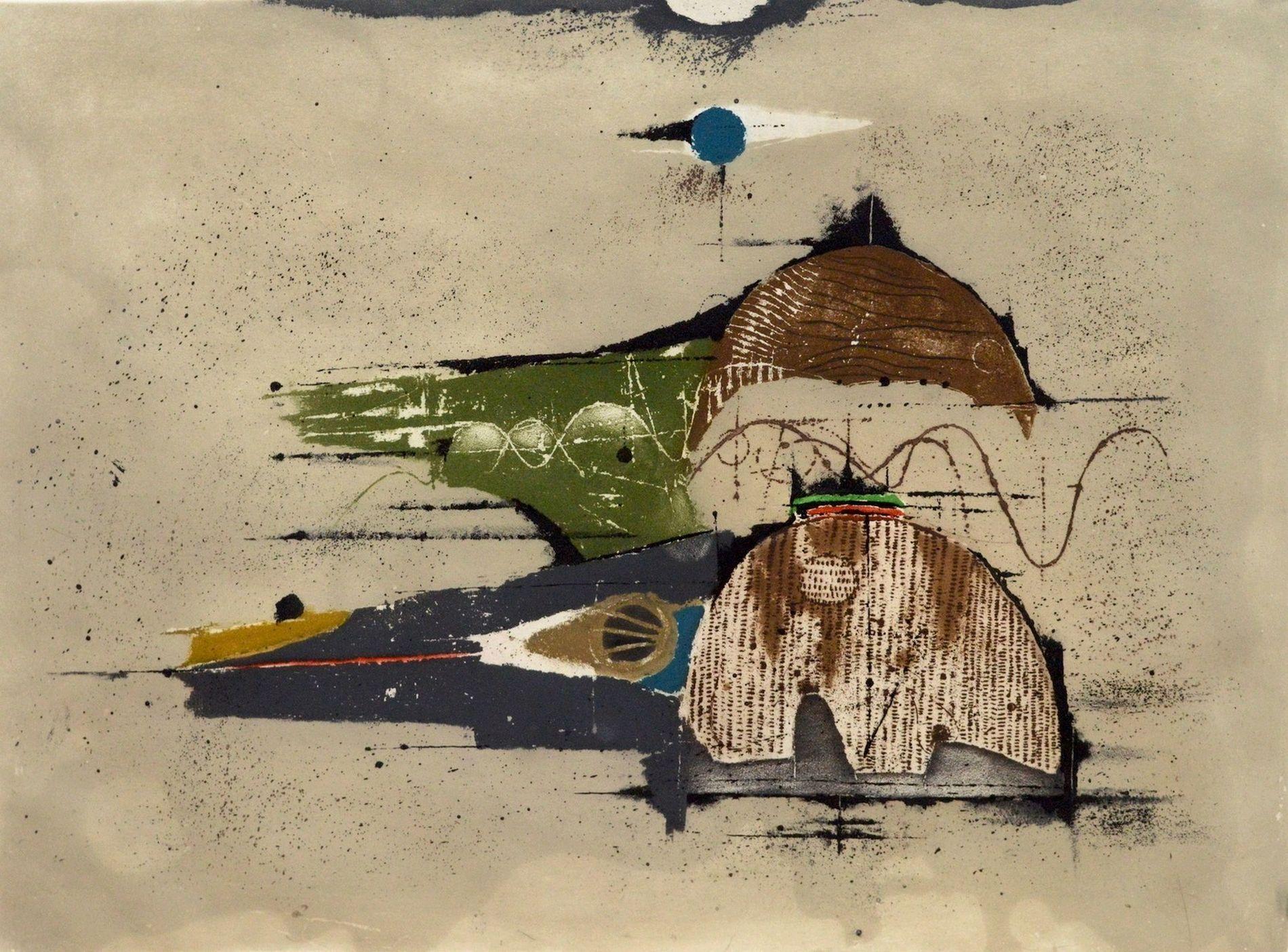 friedlaender, Johnny, Kunst, Galerie Voigt, Nürnberg