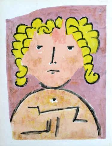 Klee, Paul,Kunst, Galerie Voigt, Nürnberg