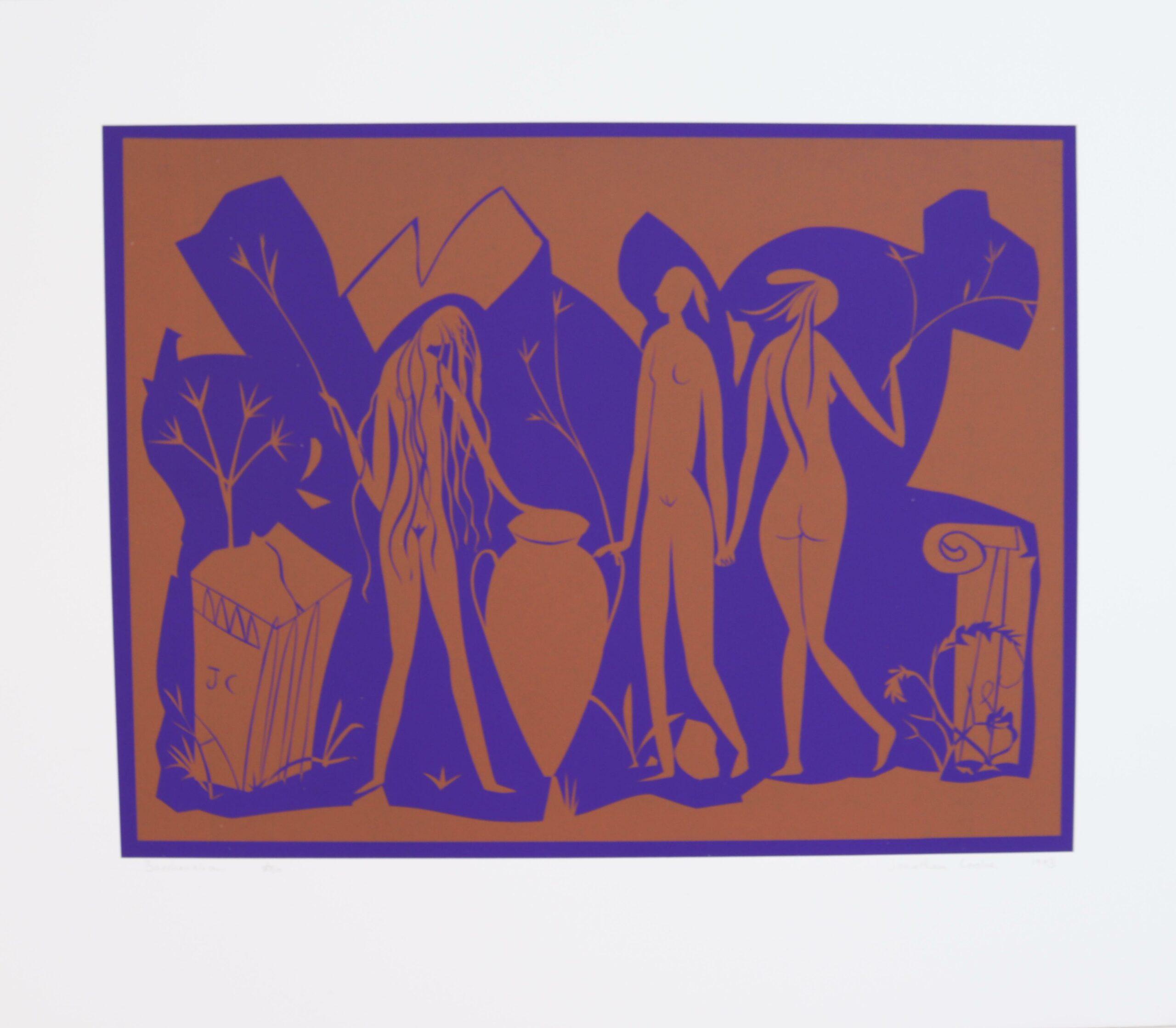 Cooke, Jonathan, Kunst, Galerie Voigt, Nürnberg