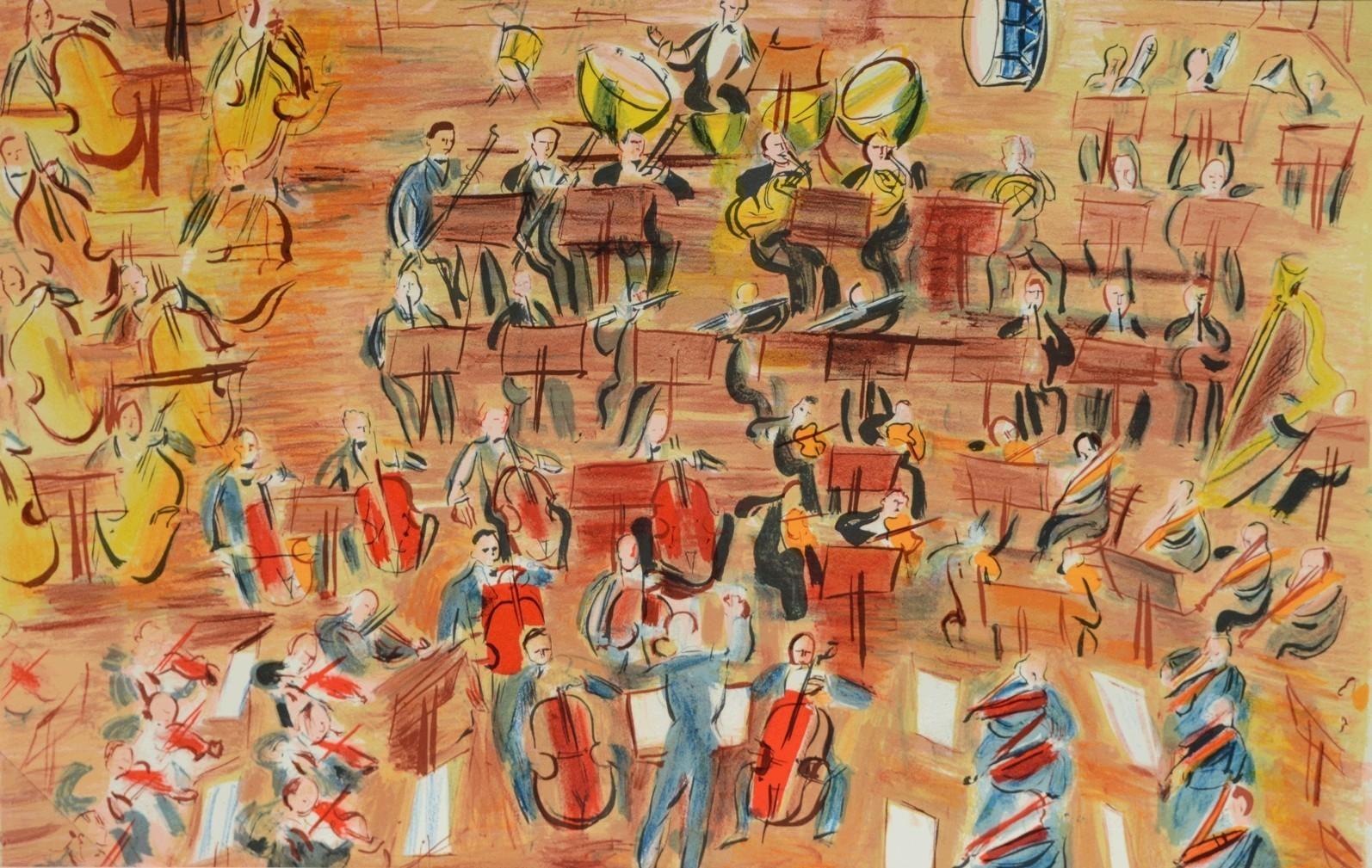 Dufy, Kunst, Galerie Voigt, Nürnberg
