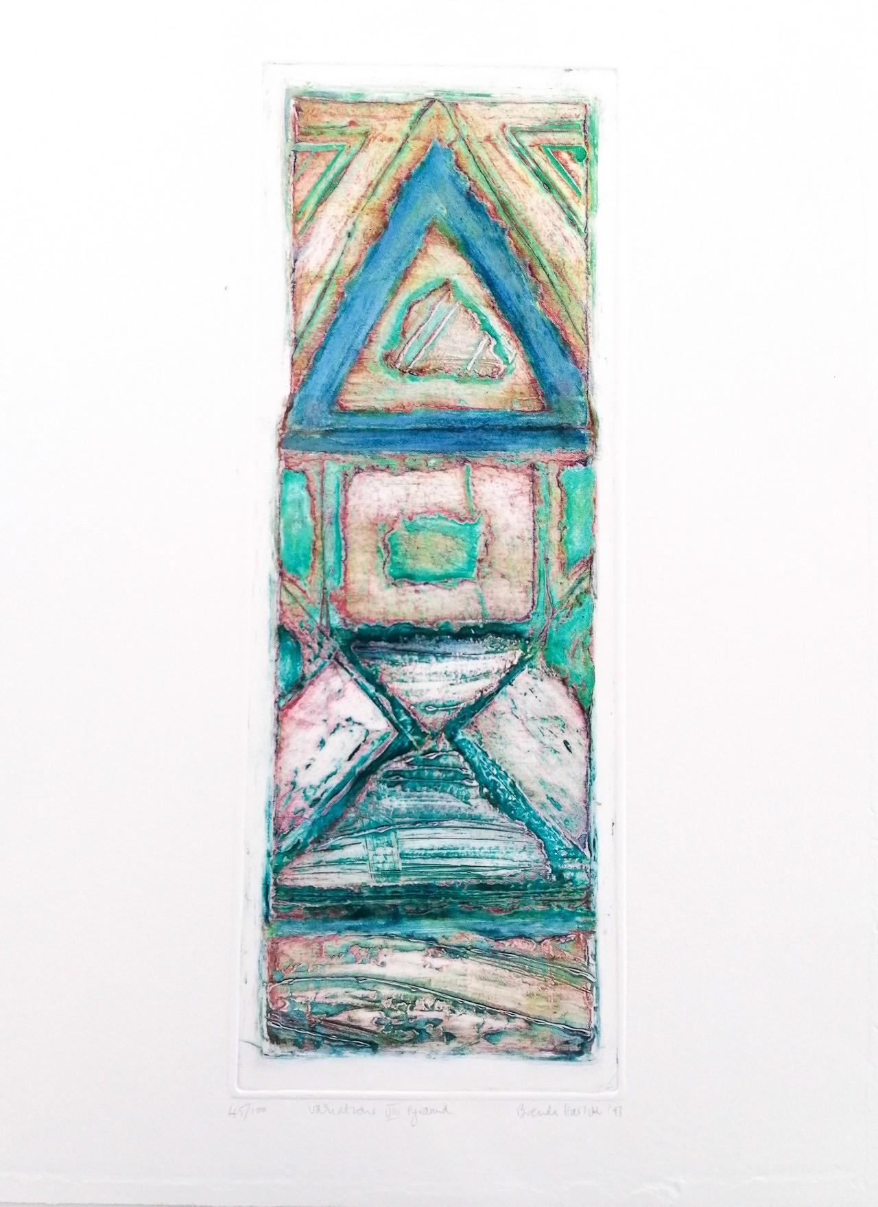 Harthill, Brenda, Kunst, Galerie Voigt, Nürnberg