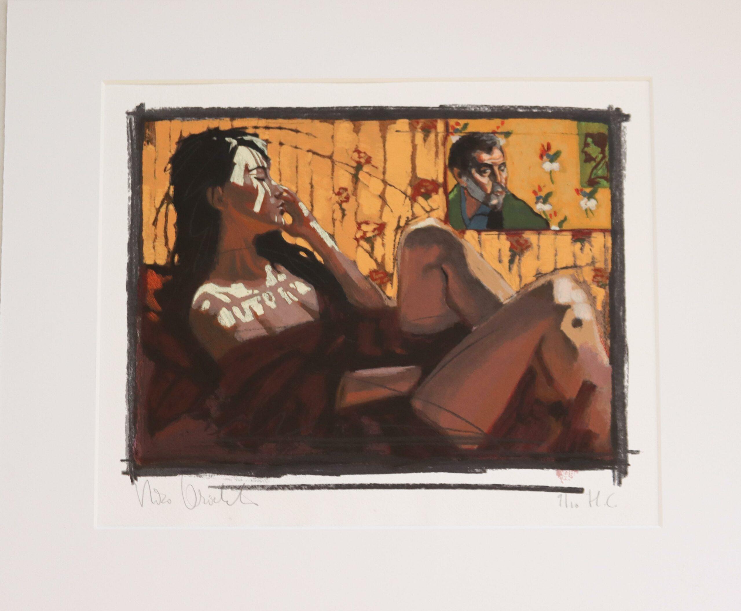 Vrielink, Nico, Kunst, Galerie Voigt, Nürnberg