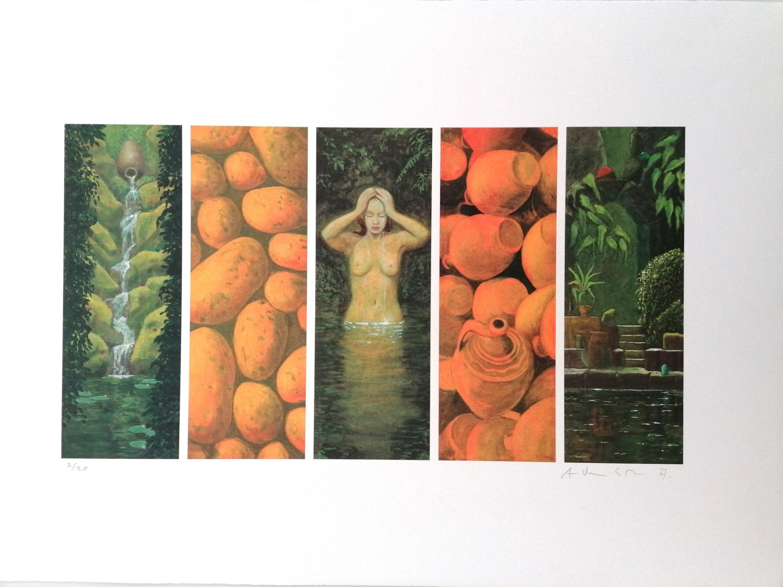 Scholz, Andreas, Kunst, Galerie Voigt, Nürnberg