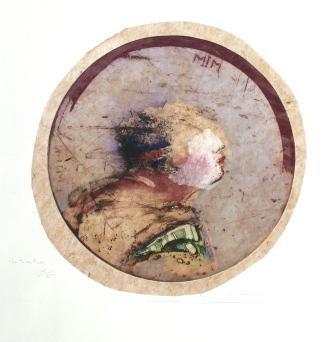 Canini, Sylviane, Kunst, Galerie Voigt, Nürnberg
