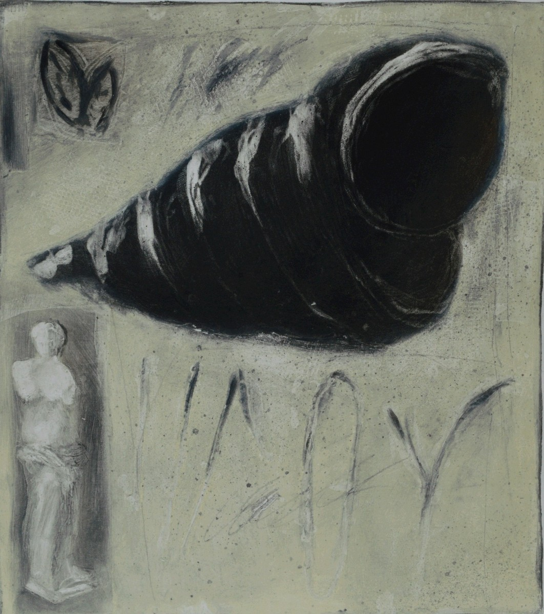 Gorodine, Alexis, Kunst, Galerie Voigt, Nürnberg