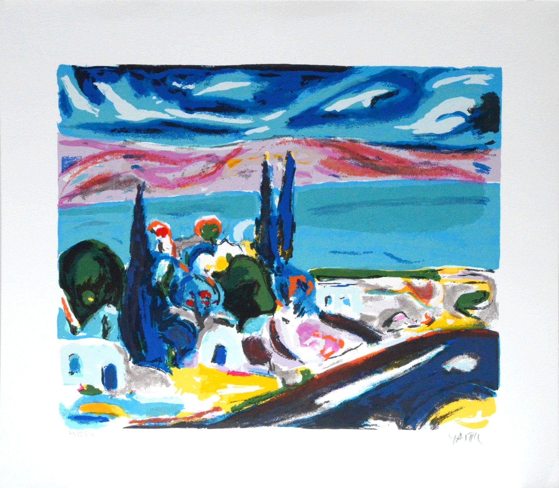 Yaskil, Amos, Kunst, Galerie Voigt, Nürnberg