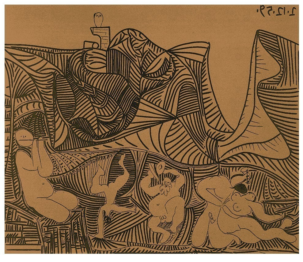 Picasso, Pablo, Kunst, Galerie Voigt, Nürnberg