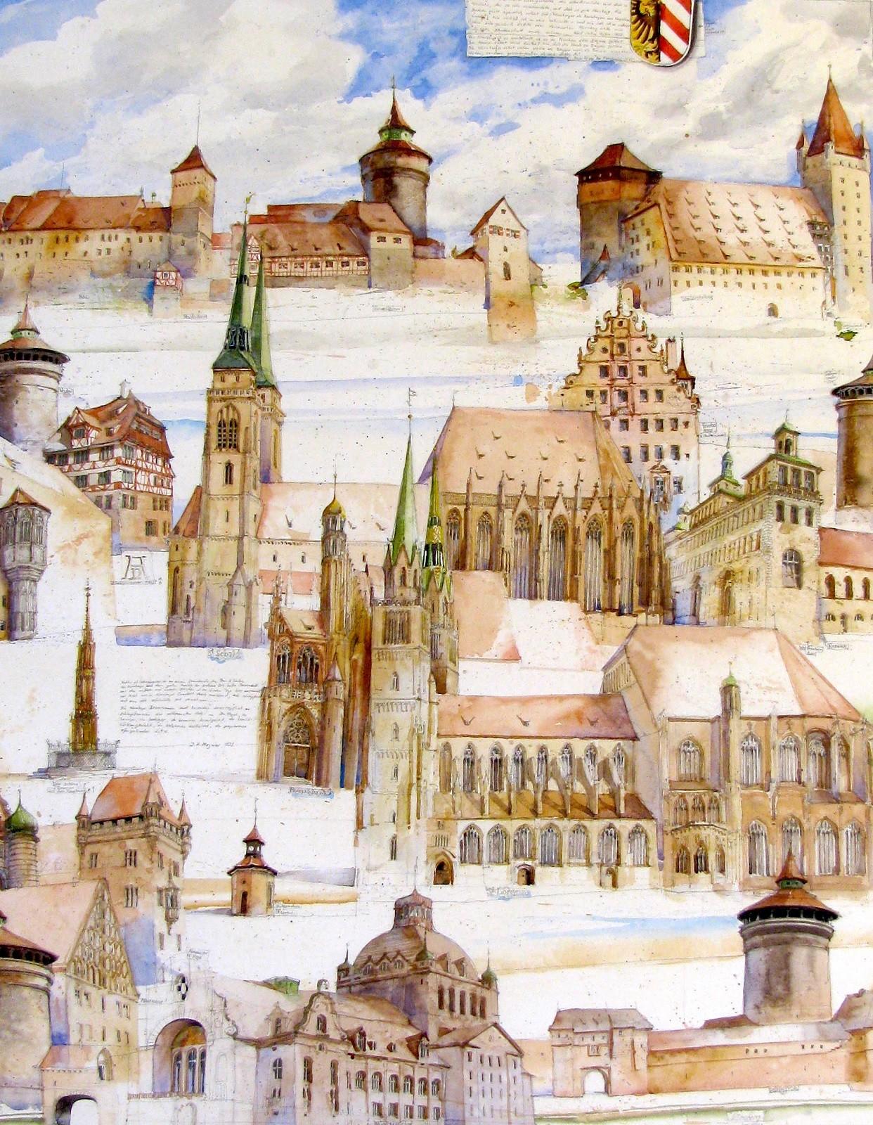 Rore, Robert, Kunst, Galerie Voigt, Nürnberg
