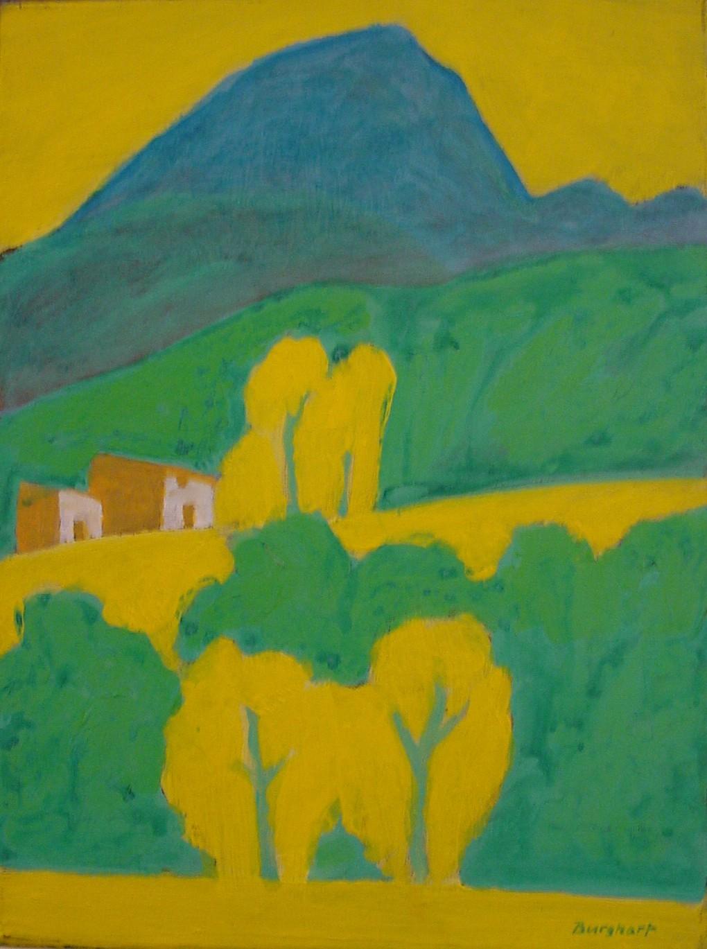 Burghart, Toni, , Kunst, Galerie Voigt, Nürnberg