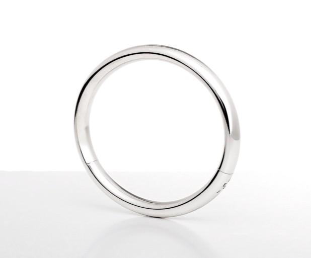 Armreif oval 925 Silber - Emil Brenk - 0/20358.L