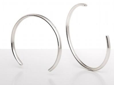 Armspange oval 925 Silber - Emil Brenk - 0/20368.M