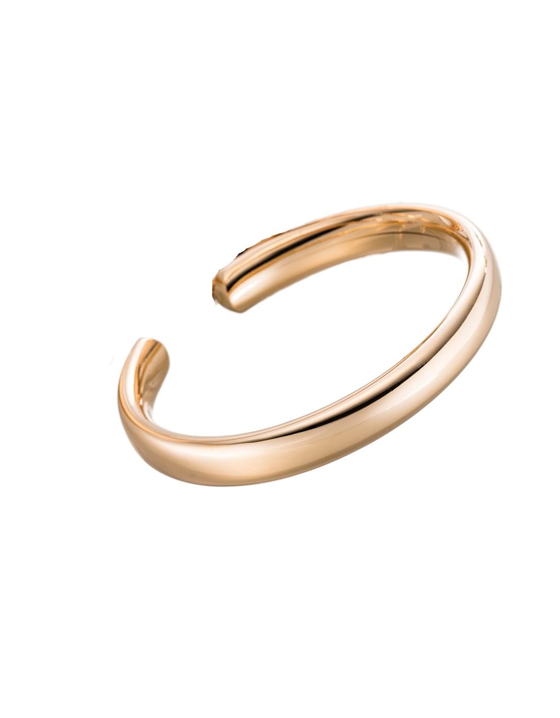 Armreif Flix Flex oval Roségold - IsabelleFa - 02130/9/59
