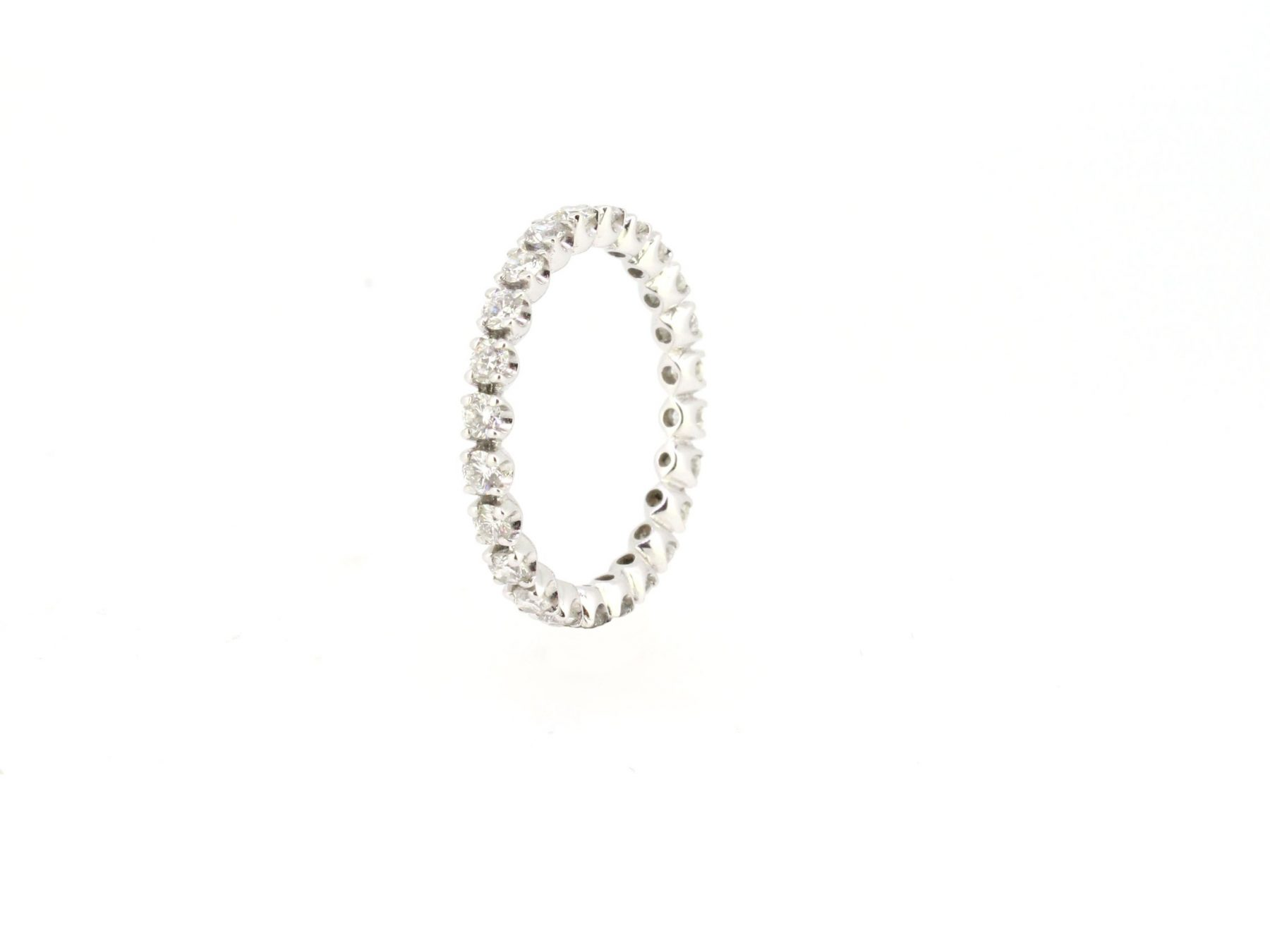 Ring Memory 18ct Weißgold - GalerieVoigt - 10111WG