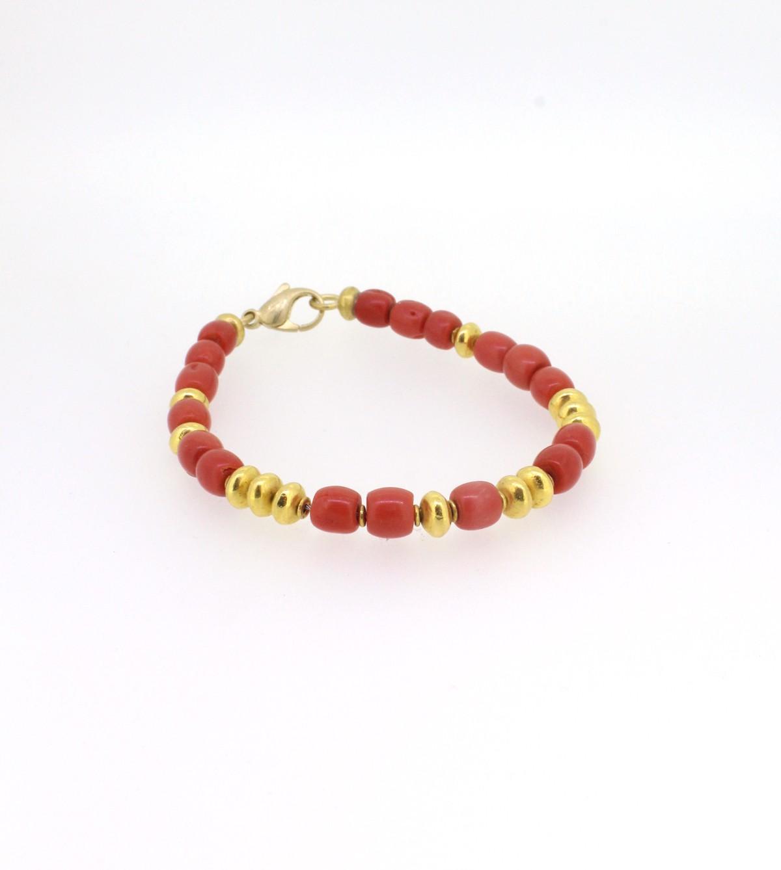 Armband Koralle Feingold - Individuelle Marken - 1044-18
