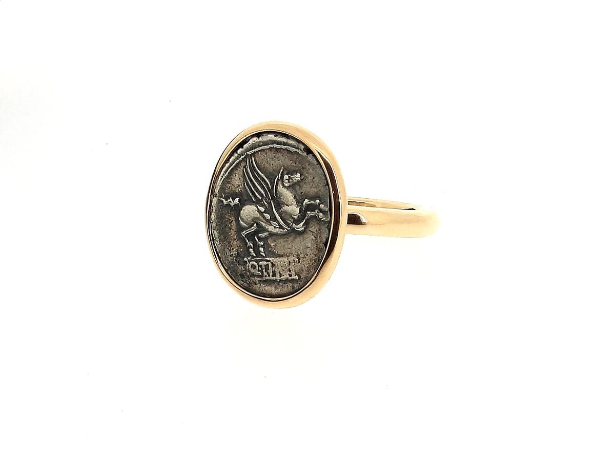 Ring Pegasus18ct Roségold - TwentyTen - 10642