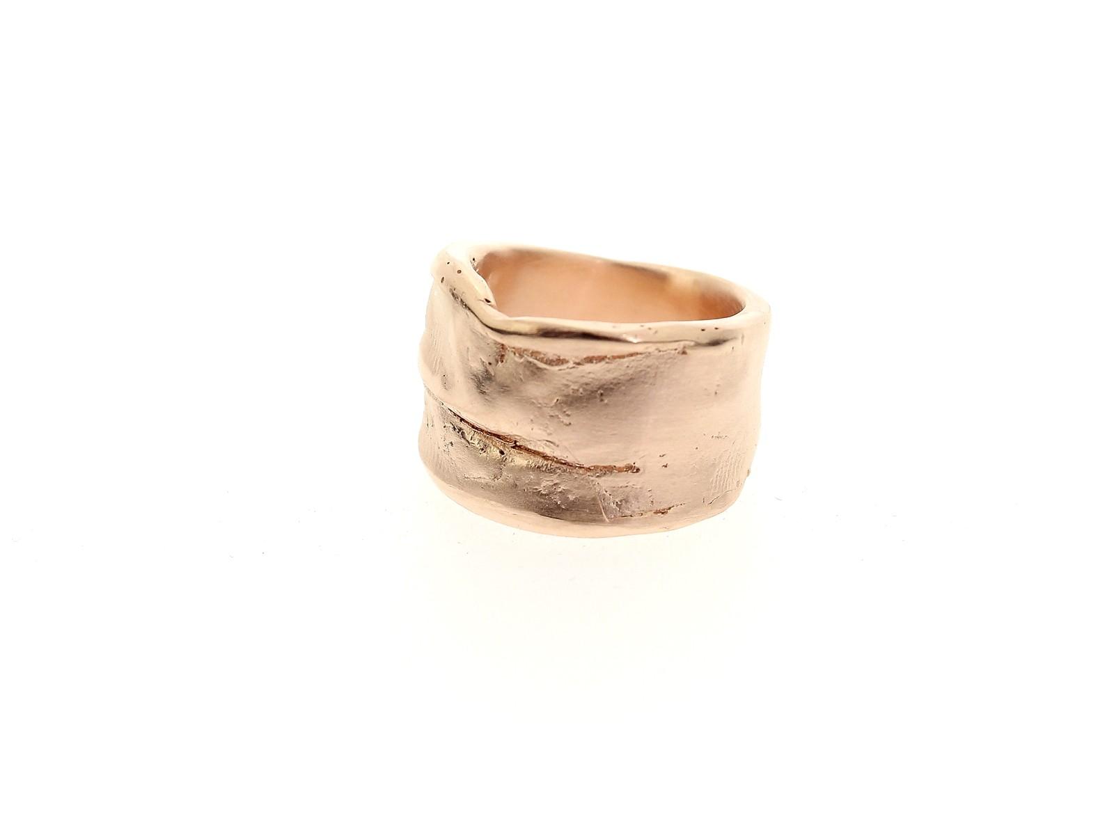 Ring Rosenfrau Silber rosé - Antje Liebscher - 10781