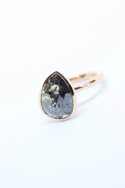 Ring Diamant 18ct Roségold - TwentyTen - 10845dia