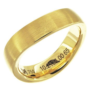 Ring 18ct Gelbgold - Meister - 110.2134.00
