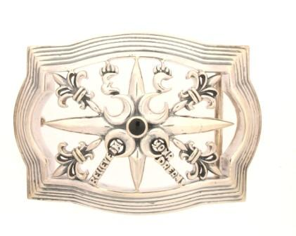 Gürtelschliesse Barock Silber - Elf Craft - 1104336650