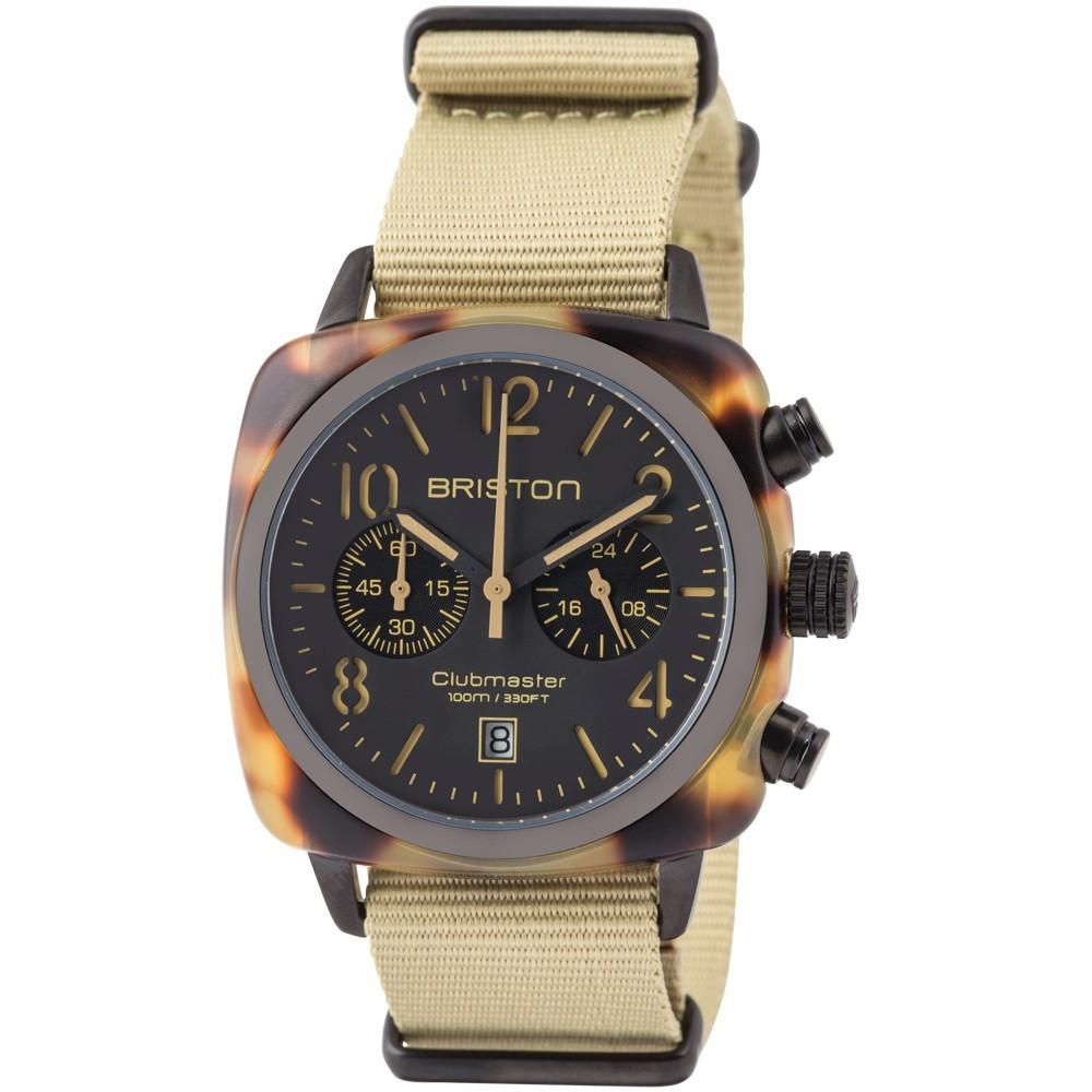 Uhr Clubmaster Quarz 40mm - Briston - 14140.PBAM.TS.5.NK