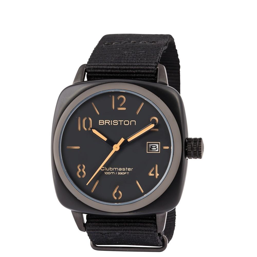 Uhr Clubmaster Classic 40mm - Briston - 14240.PBAM.B.4.NB