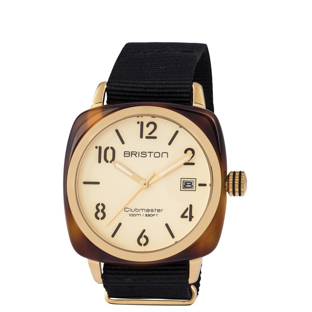 Uhr Clubmaster Classic 40mm - Briston - 14240.PYA.T.7.NB