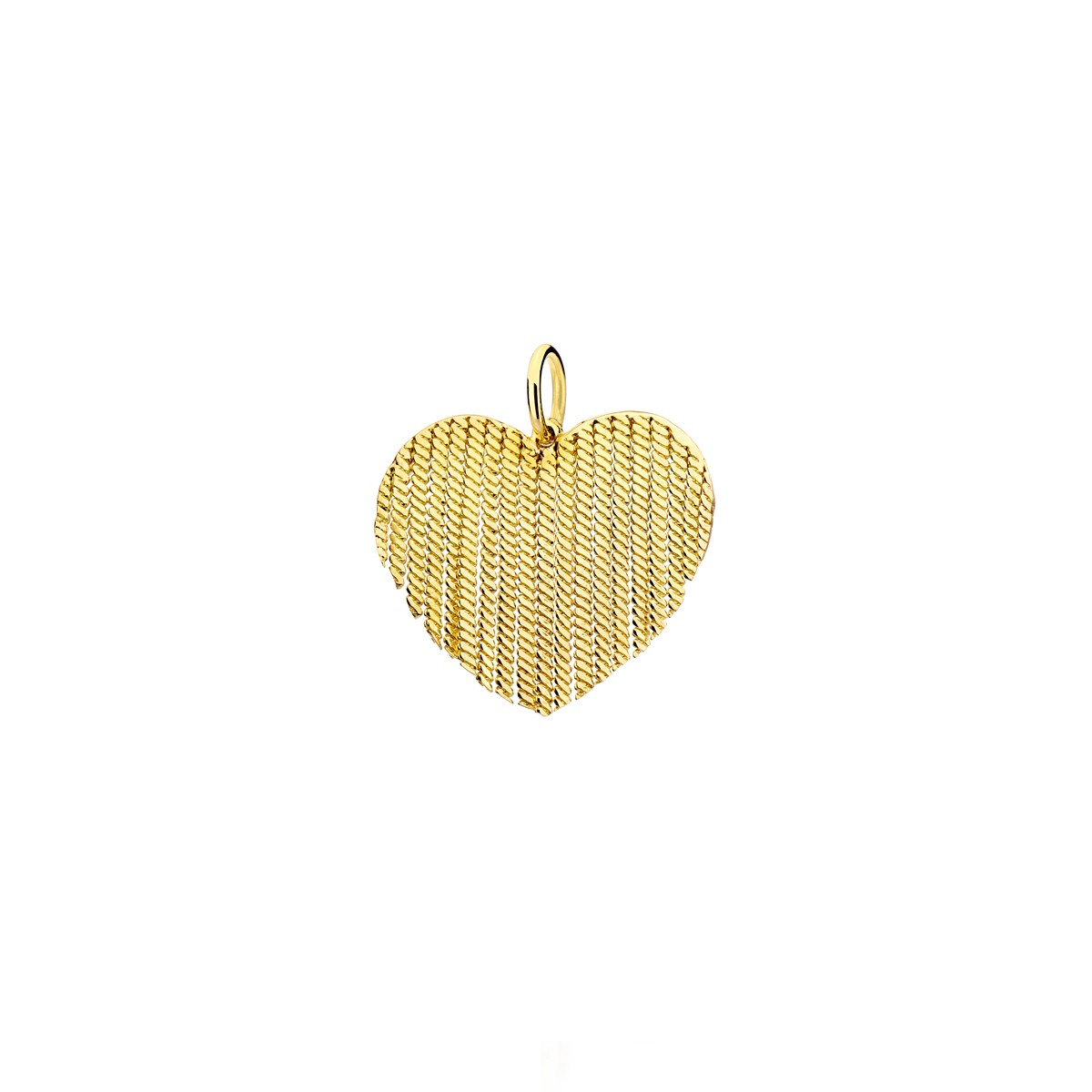Anhänger Herz 18ct Gelbgold - Antonio Bernardo - 16376