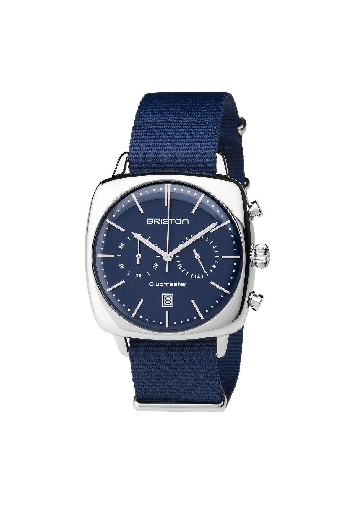 Uhr Clubmaster Quarz 40mm - Briston - 17140.PS.V.15.NNB