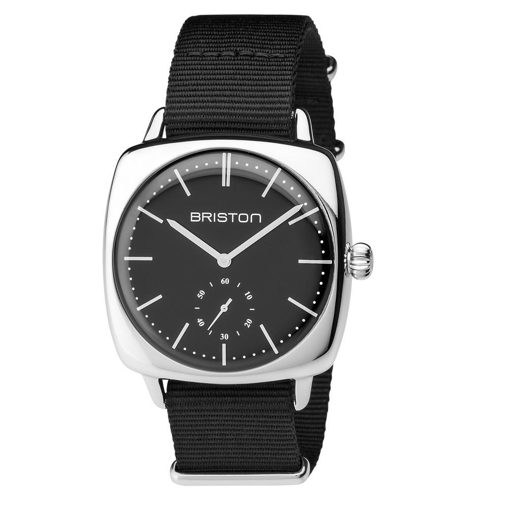 Uhr Clubmaster Vintage 40mm - Briston - 17440.PS.V.1.NB