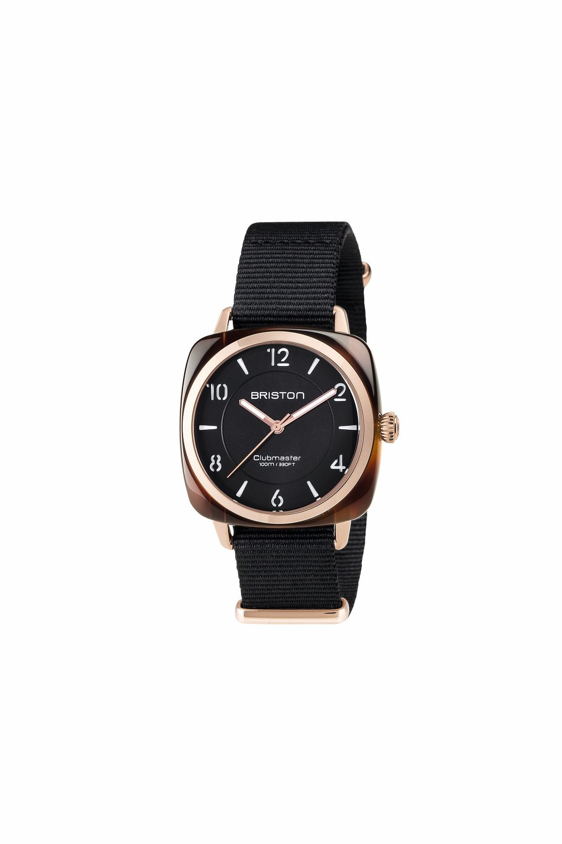 Uhr Chic Quarz 36mm - Briston - 17536.PRA.T.1.NB