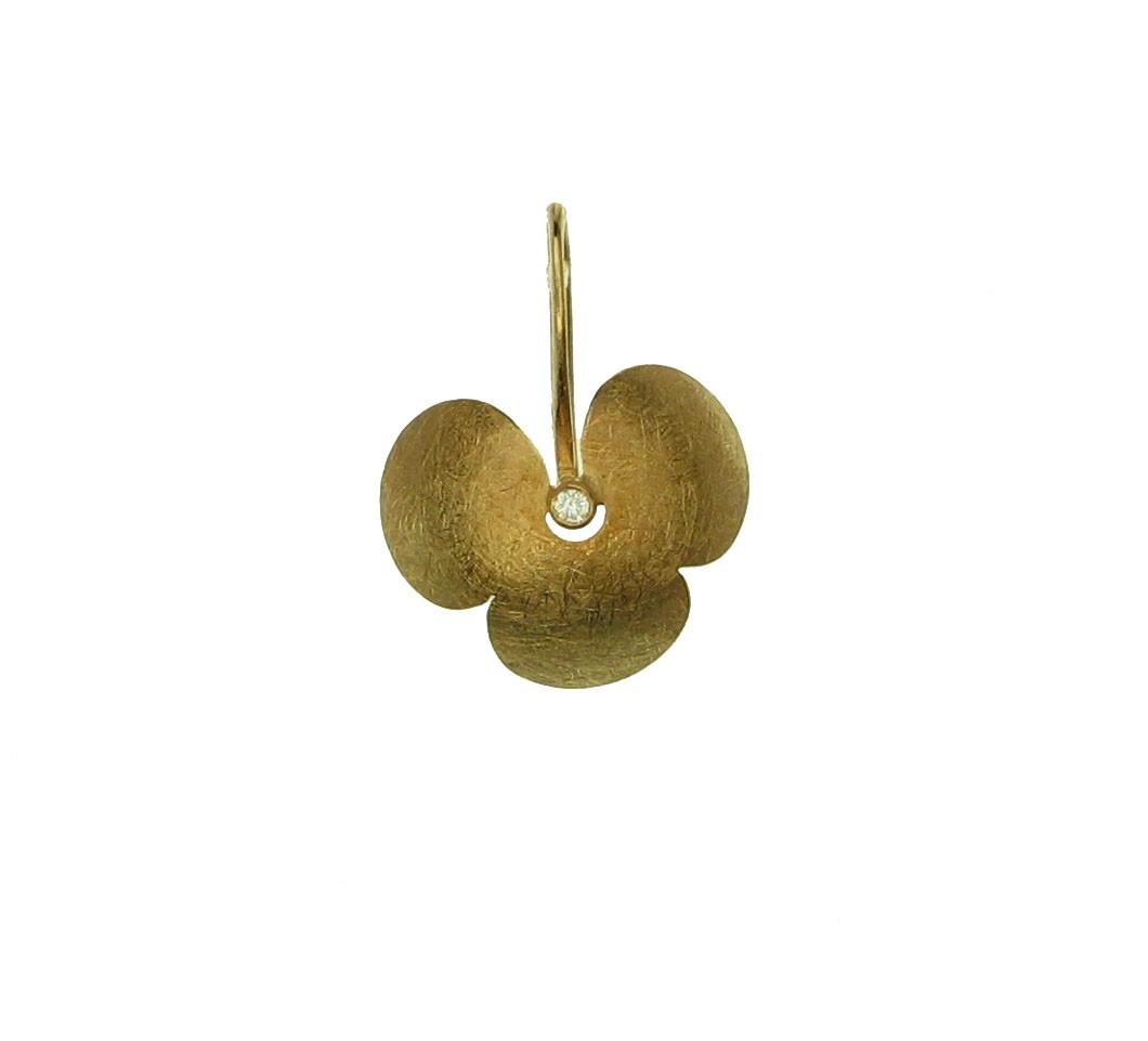 Anhänger Glückli 18ct Gelbgold - Individuelle Marken - 1ah0175