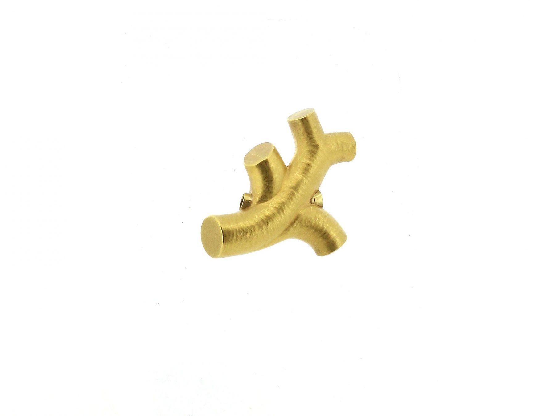 Schliesse Korallast 22ct Gold - Individuelle Marken - 202dosc10-2