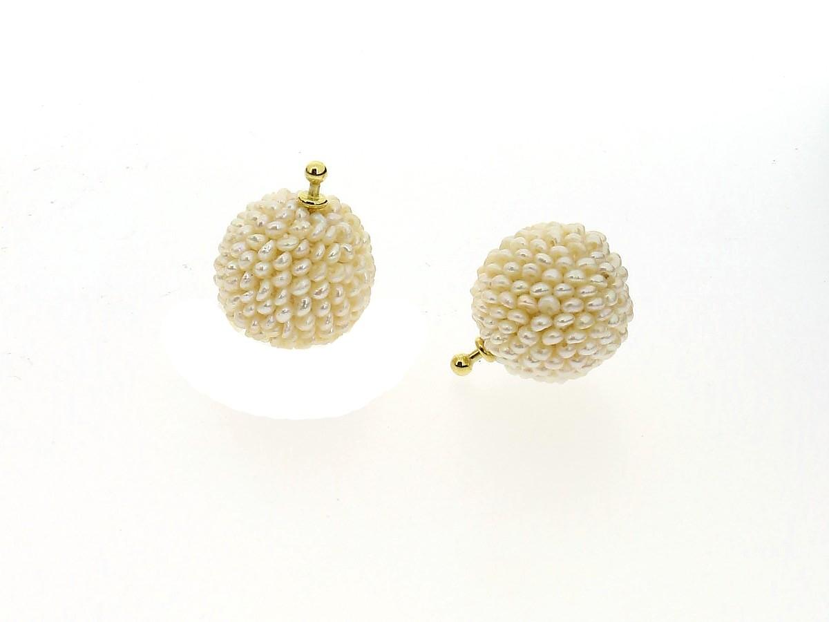 Einhänger Perlen Kaviar - Köppel, Christine - 20541GG