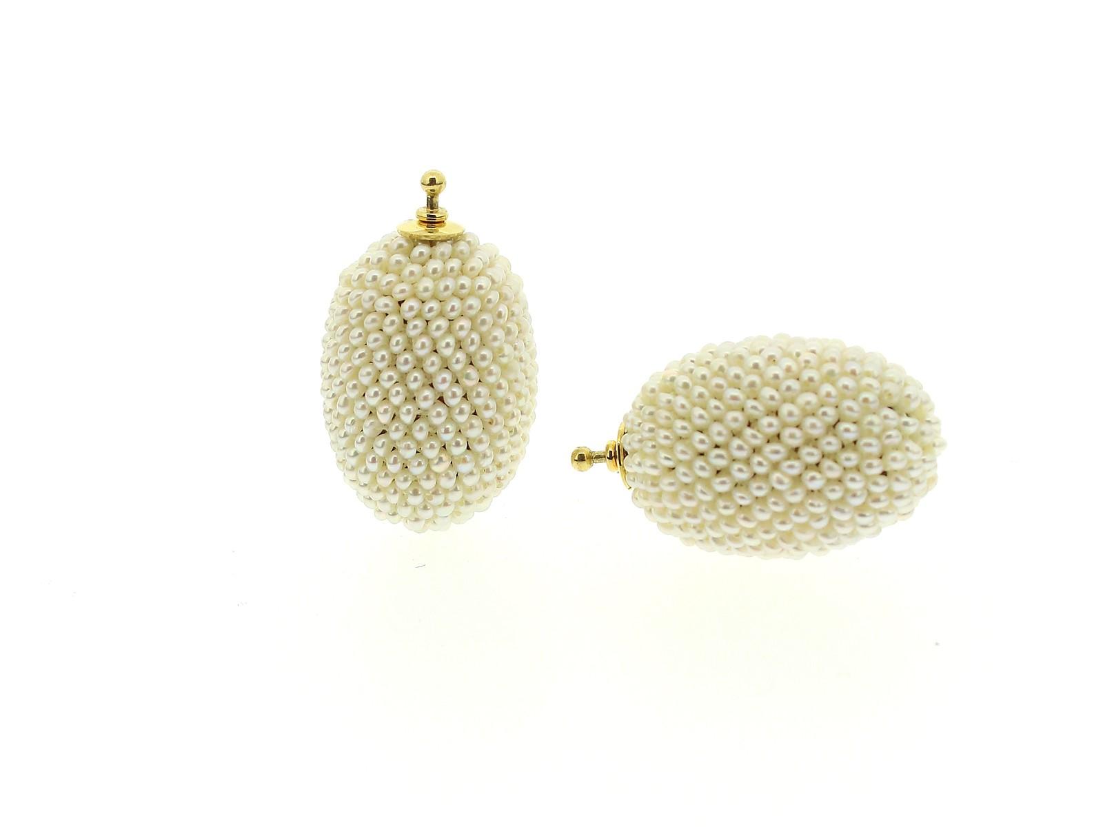 Einhänger Perlen-Kaviar - Köppel, Christine - 20565GG