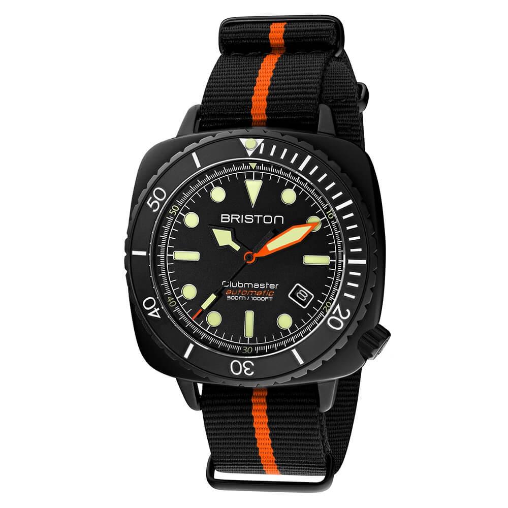 Diver Pro Automatik 44 mm - Briston - 20644.PBAM.B.35.NBO