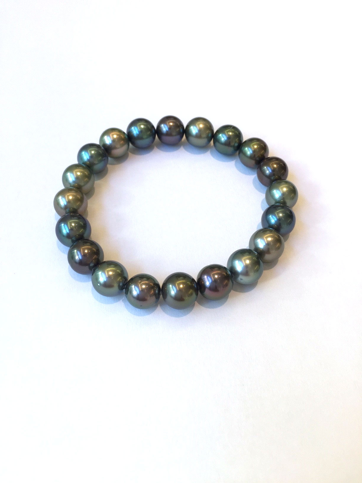 Tahitiperlenarmband - Schoeffel/Perle - 2223896-2