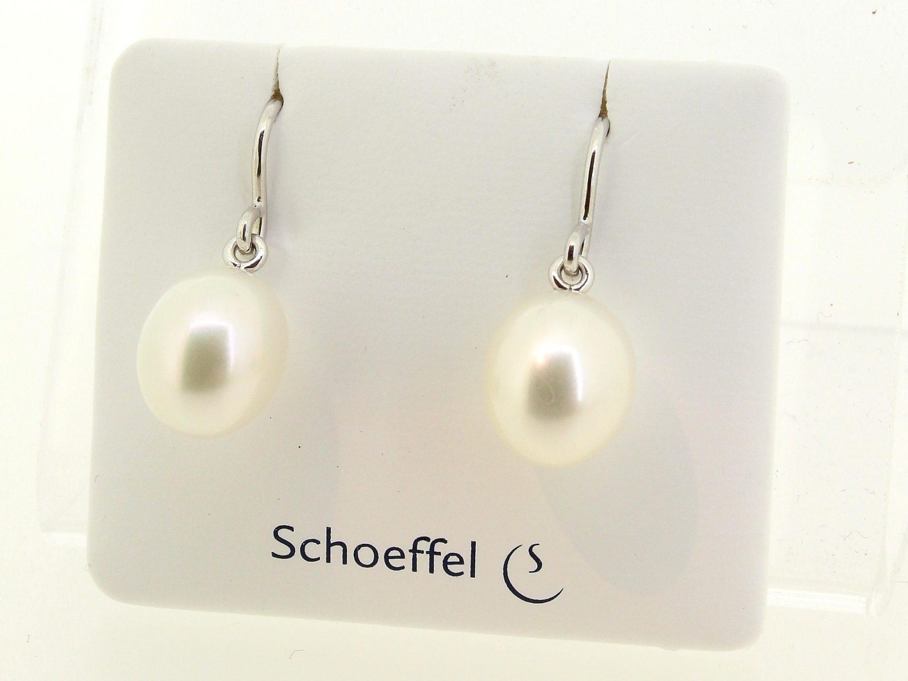Ohrringe Süßwassertropfen - Schoeffel/Perle - 2269498
