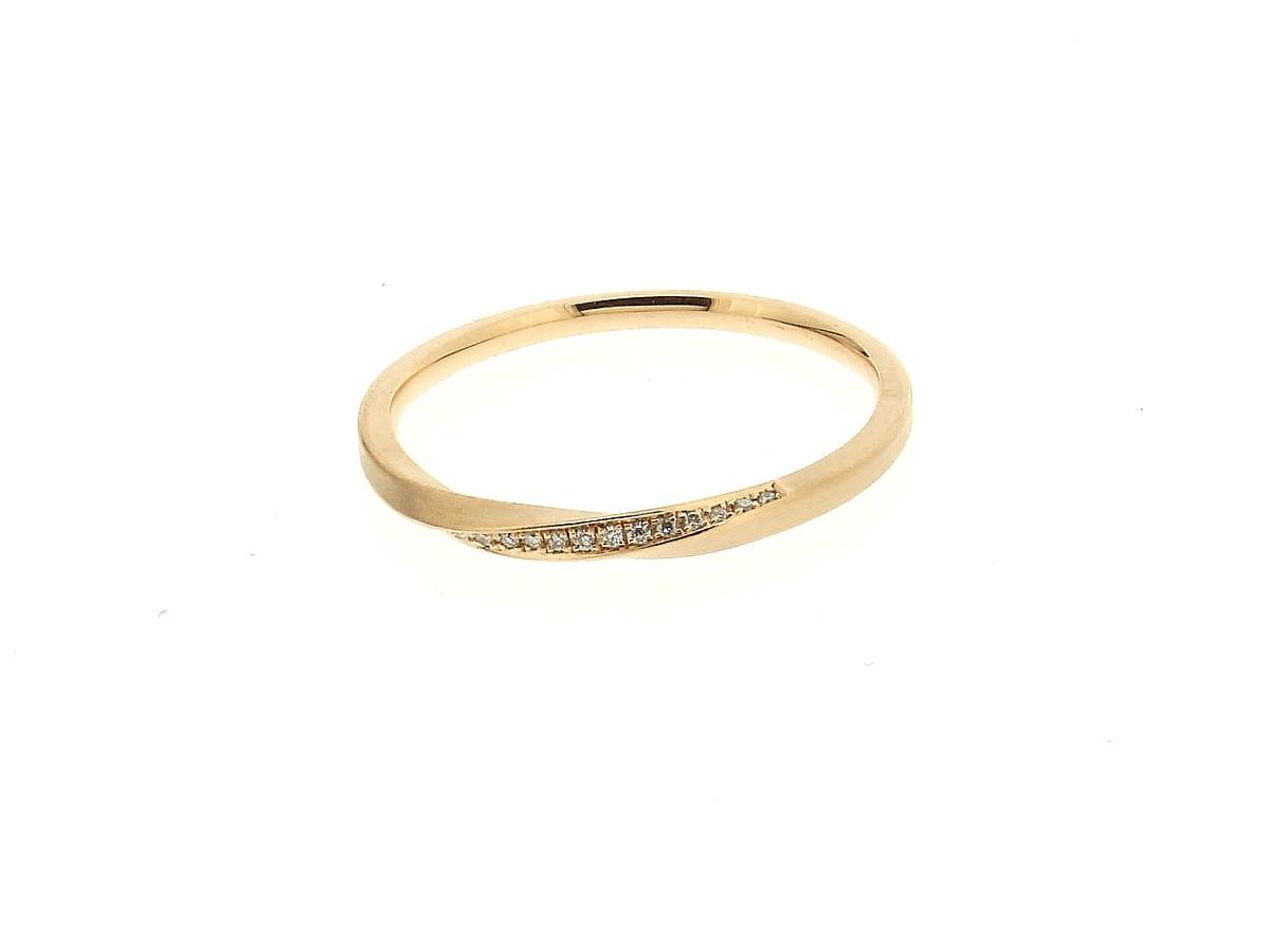 Ring Drehung 18ct Gold - Oliver Schmidt - 360.P