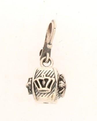 Anhänger Stripes barrel Silber - Elf Craft - 51005704
