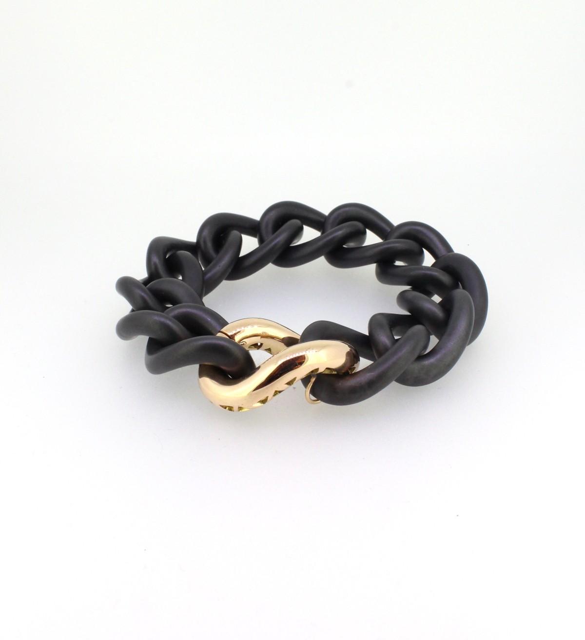 Armband Keramik Roségold - GalerieVoigt - 512oro01-1