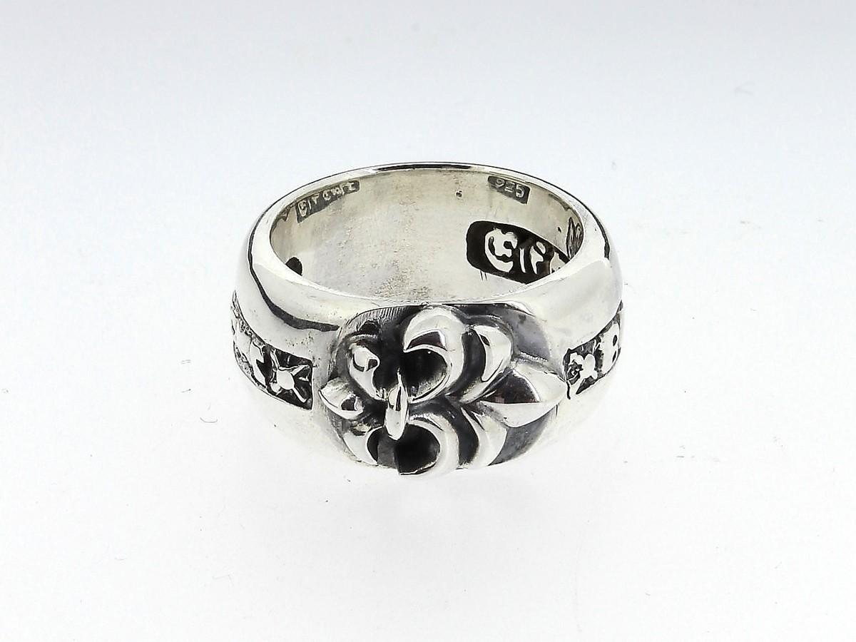 Ring Lily 925 Sterlingsilber - Elf Craft - 800.501